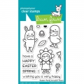 Lawn Fawn Clear Stamps  - Clearstamp Easter Party