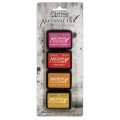 Tim Holtz Distress Archival Mini Ink Kits - Kit #1