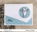 Bild 10 von Whimsy Stamps Clear Stamps  - Sheets and Giggles -Geister
