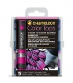 Chameleon-5-Color-Tops-Blumentne-SetFloral-Tones-Set