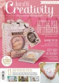 Zeitschrift (UK) docrafts Creativity Issue 61