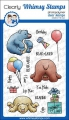 Whimsy Stamps Clear Stamps  - Bearing Gifts - Bären/Geschenk