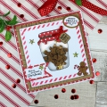 Bild 3 von For the love of...Stamps by Hunkydory - Clearstamps Gingerbread Fun