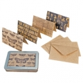 Tim Holtz Notecards Metropolitan