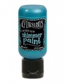 Dylusions Shimmer Paint - Schimmerfarbe Calypso Teal