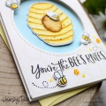 Bild 6 von Honey Bee Stamps Clearstamp - Hi Honey - Textstempel