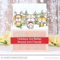Bild 4 von My Favorite Things - Clear Stamps Peace, Love, & Paws - Hund, Katze