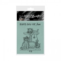 For the love of...Stamps by Hunkydory - It's A Cat's Life Clear Stamp - Kittens at Play