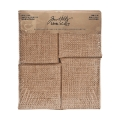 Tim Holtz idea-ology Burlap Panel Dare Minis