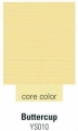 Cardstock  ColorCore  buttercup