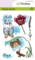 CraftEmotions Stempel - clearstamps A6 - Bugs 3 Carla Creaties