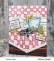 Bild 2 von Whimsy Stamps Clear Stamps  - Ant You Sweet - Süße Ameisen