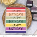 Bild 8 von Altenew Clearstamp-Set Happy Birthday to You - Geburtstag