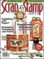 Zeitschrift (USA) Scrap & Stamp Arts December 2013