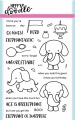 Heffy Doodle Clear Stamps Set - Elephant of Surprise - Stempel Elefant