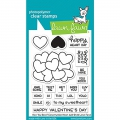 Lawn Fawn Clear Stamps  - Clearstamp How You Bean?