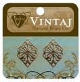 Vintaj Diamond Filigree