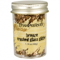 Stampendous Crushed Glass Glitter Bronze