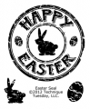 Technique Tuesday Clearstamps Easter Seal