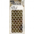 Tim Holtz Collection Schablone Layering Stencil Trellis