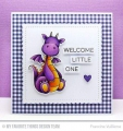 Bild 3 von My Favorite Things - Clear Stamps BB Magical Dragons