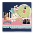 Sizzix Bigz XL Die Stanzschablone Photo Wheel