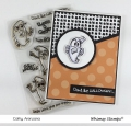 Bild 8 von Whimsy Stamps Clear Stamps  - Sheets and Giggles -Geister