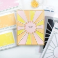 Bild 3 von Pinkfresh Studio Cling Rubberstamp - Pop Out: Sunburst Cling Stamp set - Stempelgummi