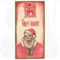 Bild 3 von The Art of Brett Weldele Cling Mount Stamps Gummistempel - Zombie Santa
