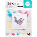 We R Memory Keepers CMYK Clearstamps - Bird