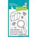 Lawn Fawn Clear Stamps  - Clearstamp Hey Lady