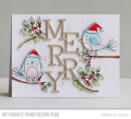 Bild 7 von My Favorite Things - Clear Stamps Christmas Cardinals - Vögel