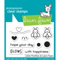 Lawn Fawn Clear Stamps  - Clearstamp Little Fireflies