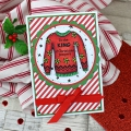Bild 2 von For the love of...Stamps by Hunkydory - Clearstamps Christmas Jumper Time