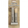 Tim Holtz Distress Retractable Blending Brush - Tupfpinsel