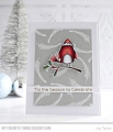 Bild 2 von My Favorite Things - Clear Stamps Christmas Cardinals - Vögel