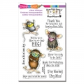 Stampendous Perfectly Clear Stamps - House-Mouse Designs® Masked Mice - Mäuse mit Masken