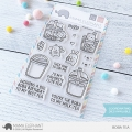 Mama Elephant - Clear Stamps BOBA TEA