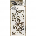 Tim Holtz Collection Schablone Layering Stencil Roses