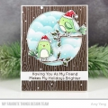 Bild 6 von My Favorite Things - Clear Stamps Christmas Cardinals - Vögel