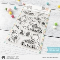 Mama Elephant - Clear Stamps CRAFTED WITH LOVE