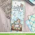 Bild 13 von Lawn Fawn Clear Stamps  - Clearstamp Scripty Bubble Sentiments