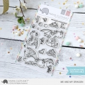 Mama Elephant - Clear Stamps ME AND MY DRAGON - Drachen