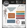 Sizzix Thinlits Dies Stanzschablone By Tim Holtz Media Marks