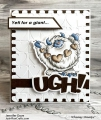 Bild 3 von Whimsy Stamps Clear Stamps - Yeti for Love