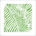 A Colorful Life Designs Stencils - Big Fronds