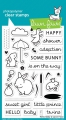 Lawn Fawn Clear Stamps  - Clearstamp hello baby