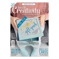 Zeitschrift (UK) docrafts Creativity Issue 75