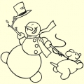 Whimsy Collection Snow Pals
