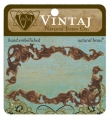 Vintaj Scrolled Ornate Corner